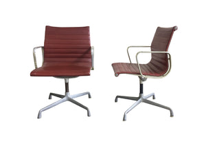 Eames Swivel Chairs for Herman Miller - a Set of 6