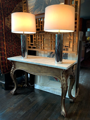Early 20th Century French Style Console Table