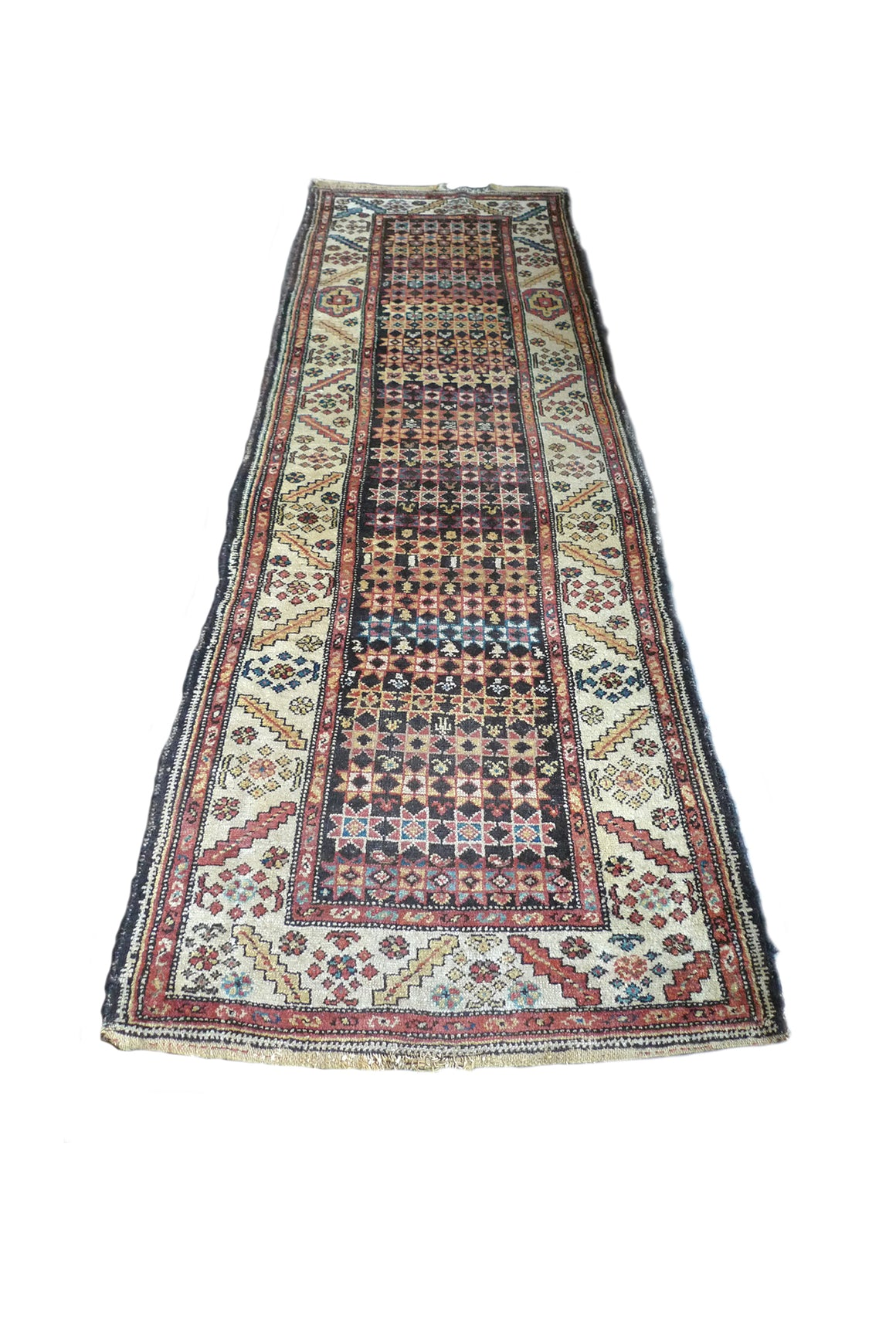 Early 20th Century Turkish Runner Rug