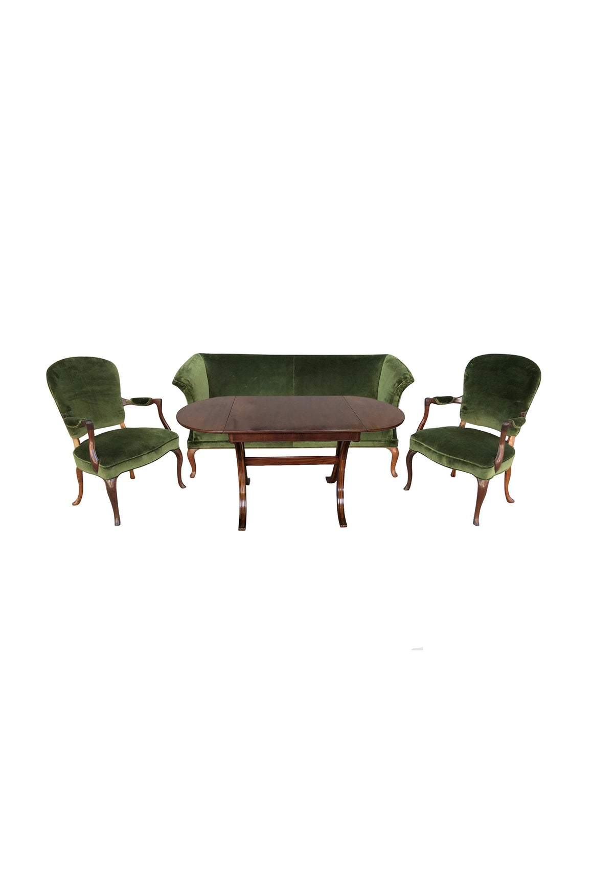 1940s Frits Henningsen Salon Suite - ON HOLD