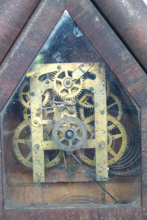 Antique Steeple Clock