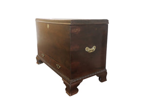Late 18th Century George III Mahogany Chest