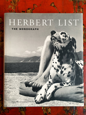 The Monograph - Herbert List Photography Book
