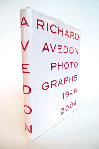 Richard Avedon: Photographs, 1946-2004