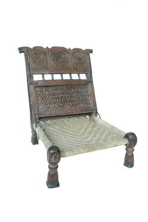 Rajasthani Low Chair