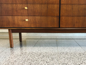 Mid-Century Teak Sideboard Dresser in the Style of Paul McCobb