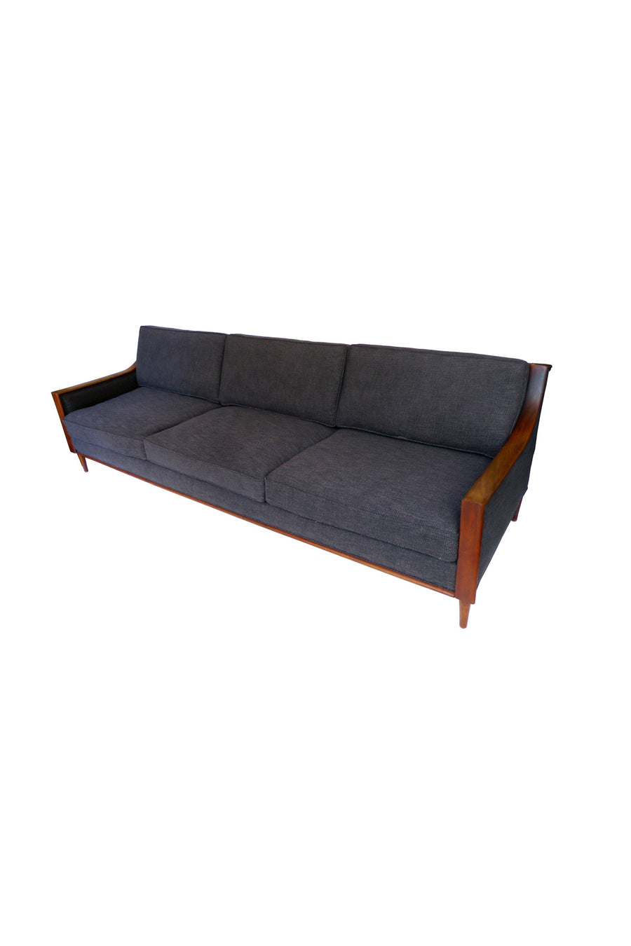 Midcentury Scandinavian Sofa in the Style of Arne Vodder