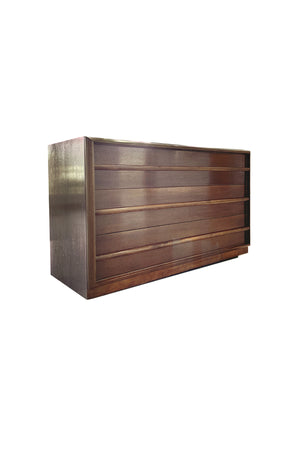 Widdicomb Walnut Chest of Drawers by Robsjohn-Gibbings
