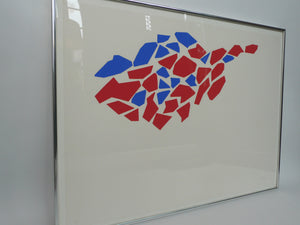 Robert Goodnough 6 Silkscreen Prints from the One Two Three Portfolio