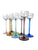 Set of Colorful Digestif Glasses