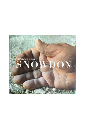 Photographs by Snowdon: A Retrospective - Monograph