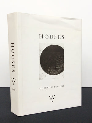 HOUSES - Signed Monograph by the Office of Thierry W. Despont