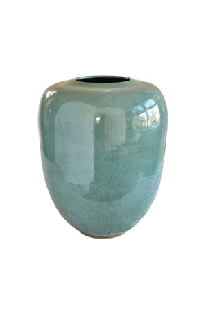 Tourmaline #16 Ceramic Vessel by Thom Lussier