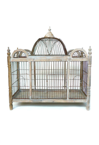 Early 20th Century Birdcage