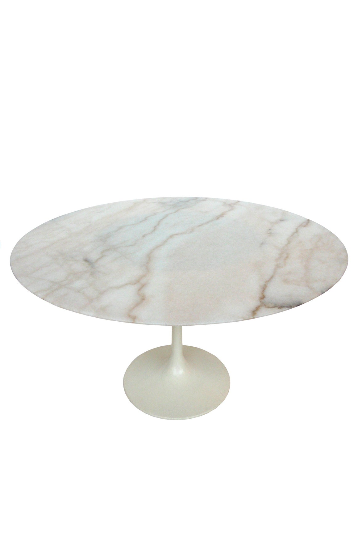 Tulip Marble Table in the Style of Eero Saarinen