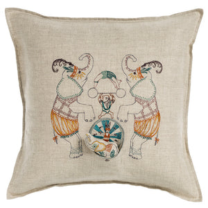Circus Elephant Pocket Pillow - KESTREL