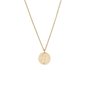 14K Constellation Necklace - KESTREL