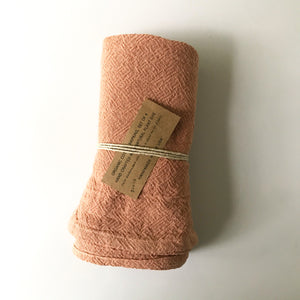 Organic Cotton Napkins - Blush