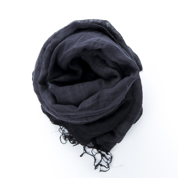 Lightweight Shawl - Black