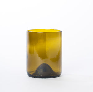Topaz Recycled Glass Tumbler - KESTREL