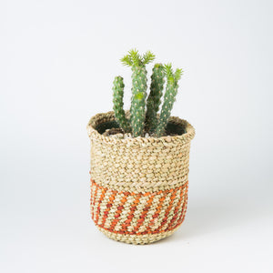 Mini Iringa Basket - Stripes