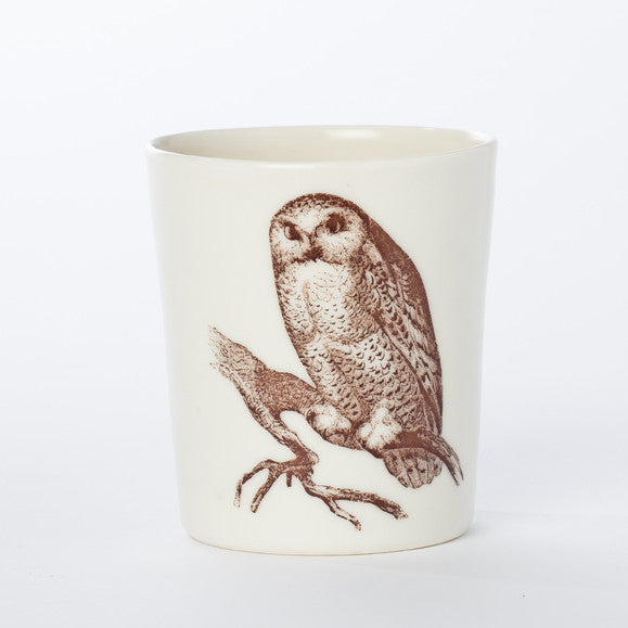 Animal Tumbler 12oz (Owl) - KESTREL