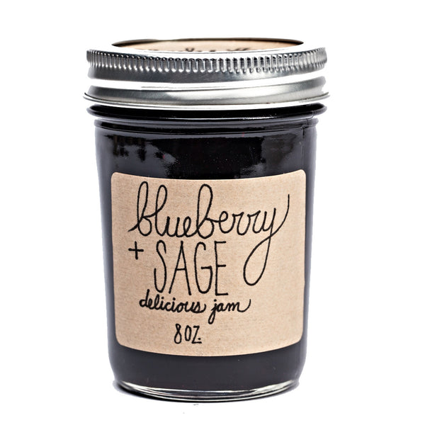 Blueberry Sage Jam - KESTREL