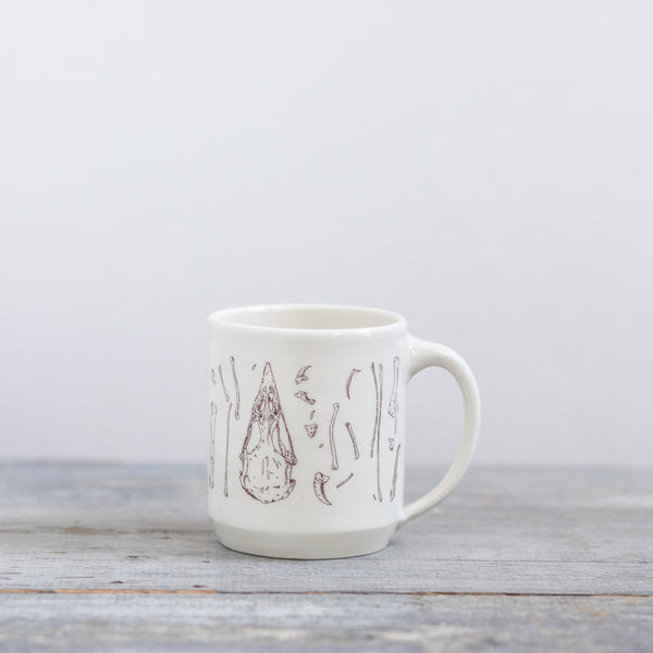 Mug - Bird Bones Collection