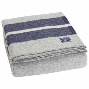 Scout Blanket - Heather Gray