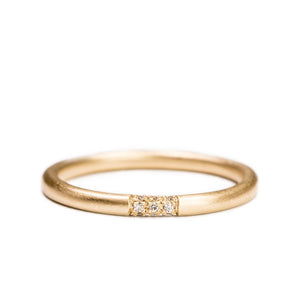 Perfectly Round - Diamond Wrap Band - KESTREL