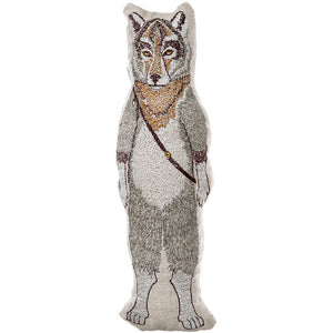 Wolf Pocket Doll