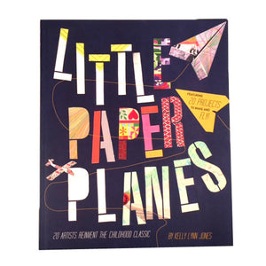 Little Paper Planes Book - KESTREL
