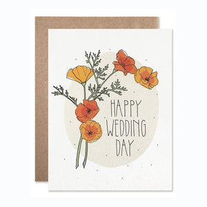 Happy Wedding Day - KESTREL