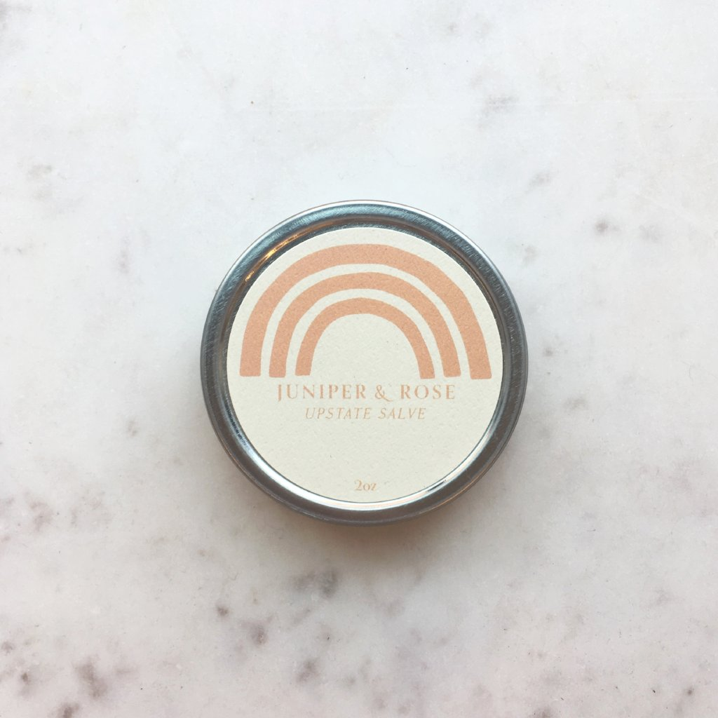 Juniper and Rose Salve