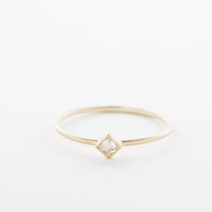 Inverted Square Stacking Ring
