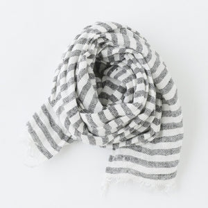 Striped Robin Scarf