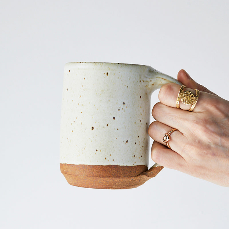 LAIL Mug - Bone White - KESTREL
