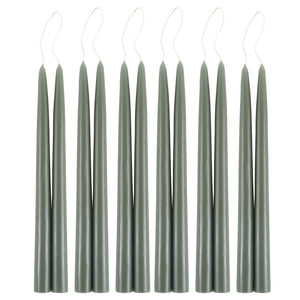 "12"" Taper Candles - Moss"