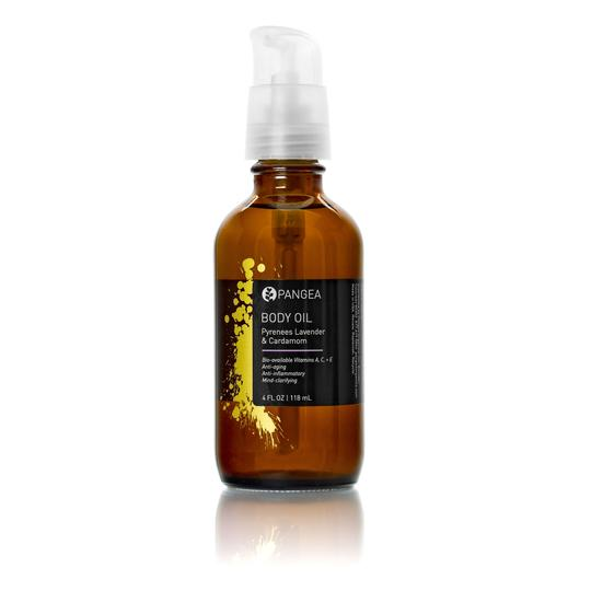 Lavender + Cardamom Body Oil - KESTREL
