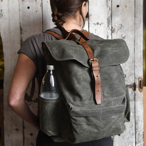 The Rogue Backpack - Moss - KESTREL