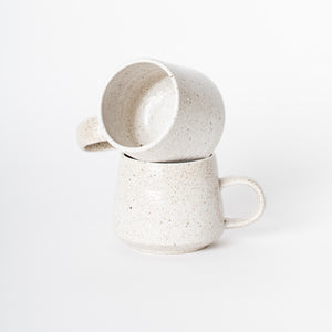 White Speckle Mug - KESTREL