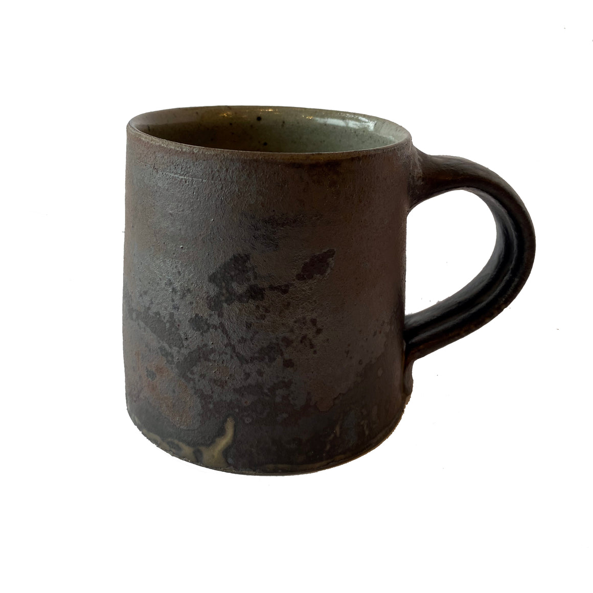 Wood-Fired Coffee Mug - Iron