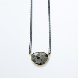 Dalmation Jasper Necklace - KESTREL