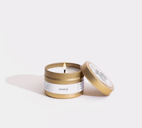 Santal Candle - Tin - KESTREL