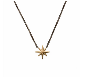 'Twinkle' Star Necklace - KESTREL