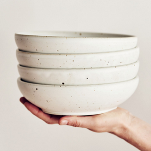 LAIL Pasta Bowl - Bone White - KESTREL