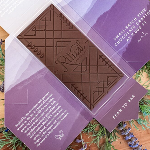 Ritual Juniper Lavender Chocolate