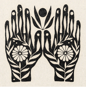 'Growth in Your Hands' Print