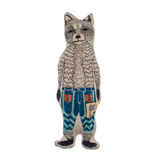 Raccoon Pocket Doll - KESTREL