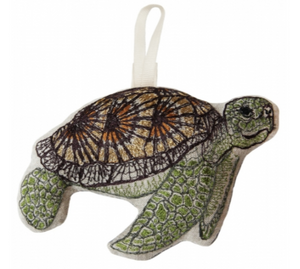 Sea Turtle Ornament - KESTREL